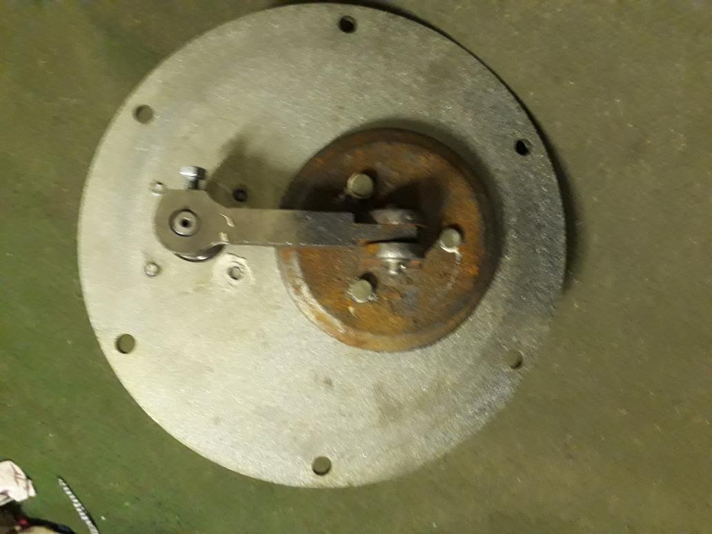 Клапан центральный ЭД-405.50.20.300(механическое управление)