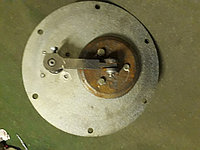 Клапан центральный ЭД-405.50.20.300(механическое управление), фото 1