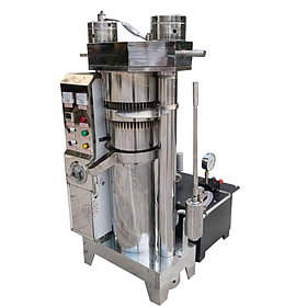 Гидравлический маслопресс Akita jp AKJP-4000 пресс для холодного отжима масла