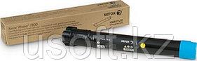 PC 7800 ТОНЕР-КАРТРИДЖ Cyan (17,2k) (106R01570)