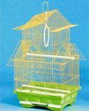 Клетка для мелких птиц, модель 201, 29,5*22,3*46 cm , крашенная