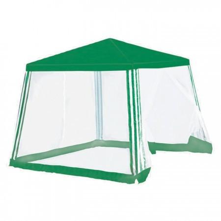 Тент садовый с москитной сеткой 2,5 х 2,5/2,4 Camping Palisad