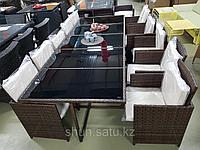 Банкетный Стол и 10 стульев ДИЗАЕ