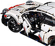 42096 Lego Technic Porsche 911 RSR, Лего Техник, фото 5