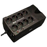 Tripplite AVRX750UD линейно-интерактивный ИБП серии AVR 750 ВА/450 Вт, USB и разъёмами CEE7/7 Schuko