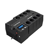 ИБП (UPS) CyberPower BR1000ELCD выходная мощность 1000VA/600W