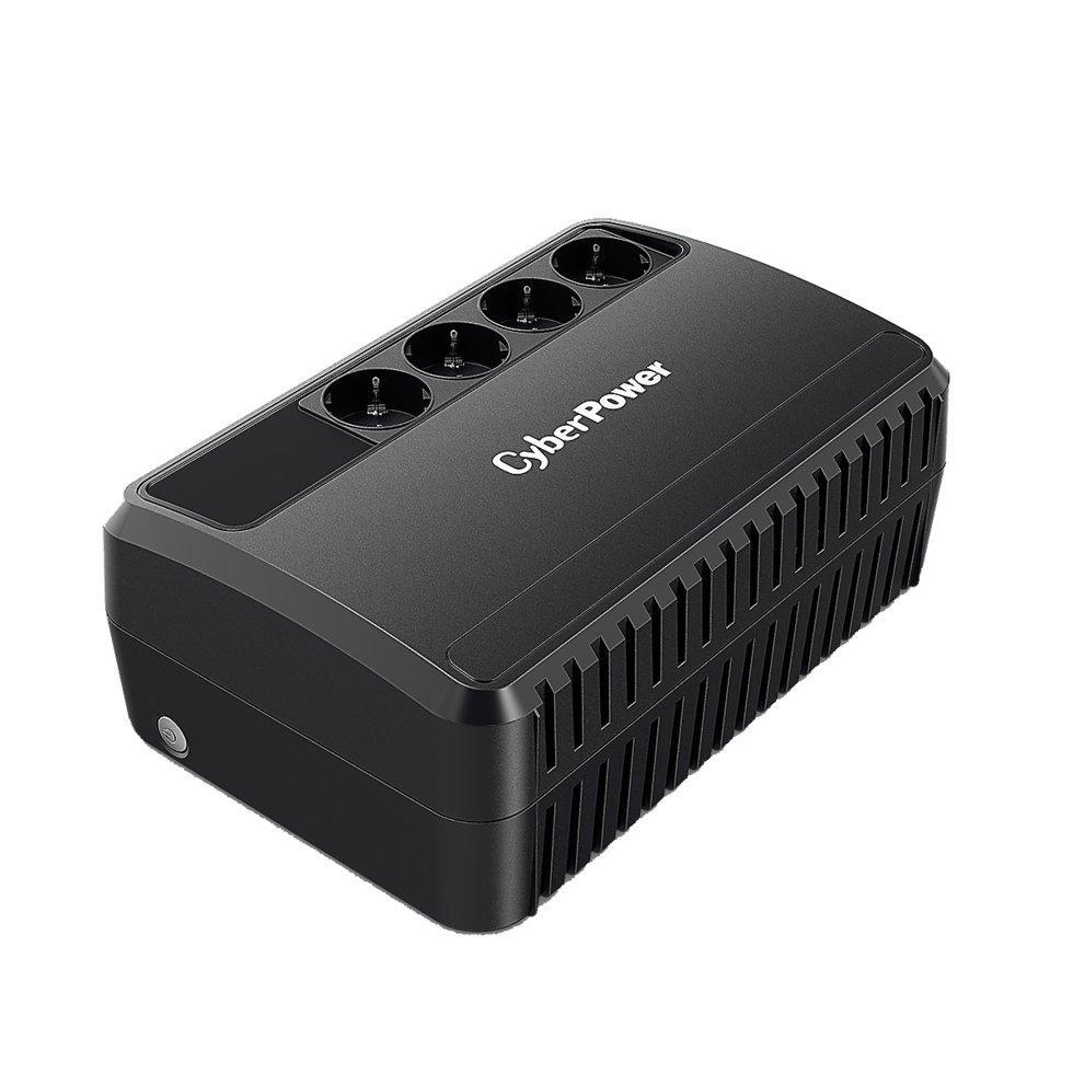ИБП (UPS) CyberPower BU600E выходная мощность 600VA/360W