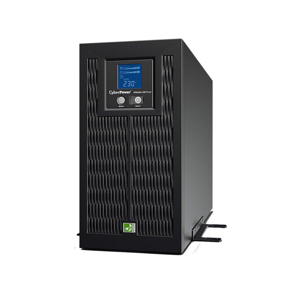 ИБП (UPS) CyberPower PR6000ELCDRTXL5U выходная мощность 6000VA/4500W
