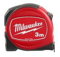 Рулетка MILWAUKEE SLIMLINE 3 м
