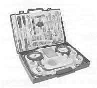Набор для измерения давления Bosch Jetronic Set