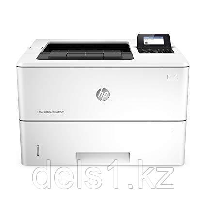 Лазерный принтер для черно - белой печати HP LaserJet  Enterprise M506dn