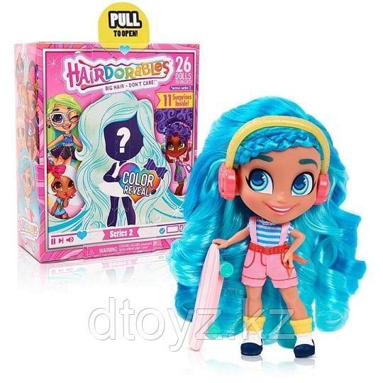 Hairdorables кукла-загадка 2 серия