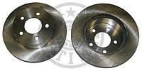 Тормозные диски Jeep Cherokee (85-98, передние, Optimal)