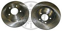 Тормозные диски Jeep Wrangler (88-07, передние, Optimal)