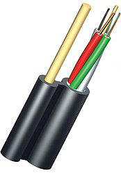 Кабель волоконно-оптический ОКНГ-Т8-С8-1.0 (ВА) усиленный стеклонитями