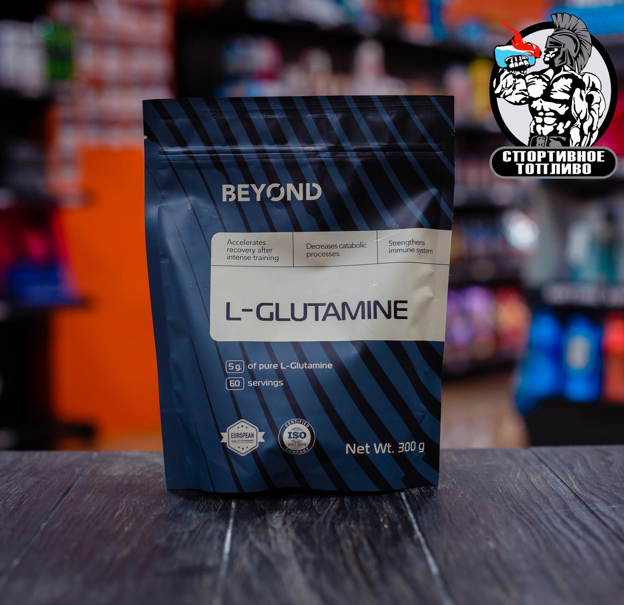 Beyond L-Glutamine 300гр/60порций