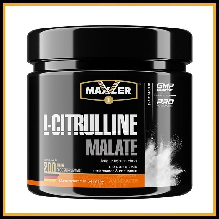 MXL L-Citrulline Malate 200gr