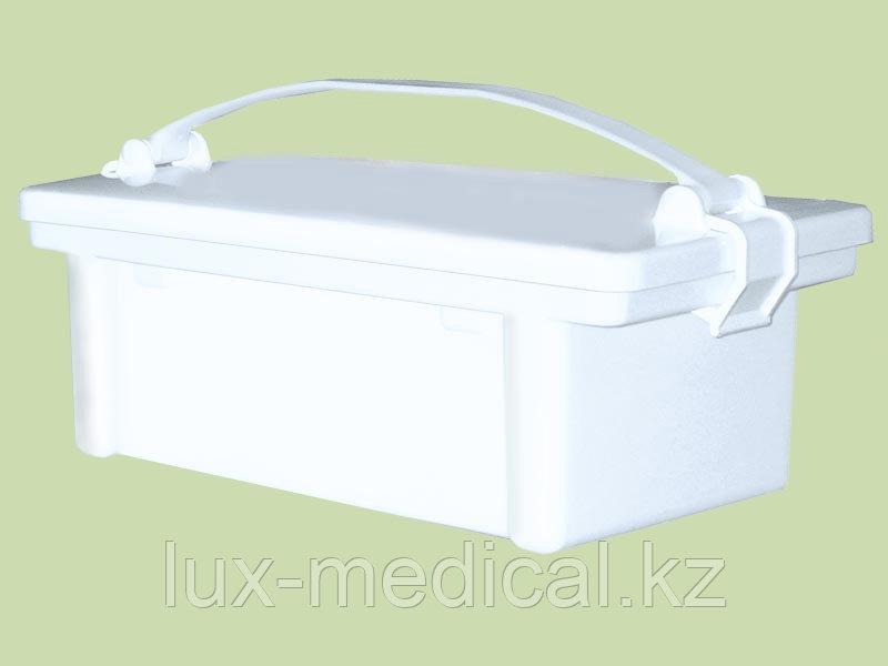 КДХТ-01 — контейнер для медицинских отходов, герметичный