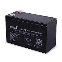 Аккумулятор MUST 12V 9Ah Size 151*65*95mm.
