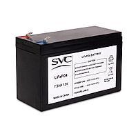 Батарея, SVC, 12V 7.5Ah LiFePO4 , Размер в мм.: 95*151*65, фото 1