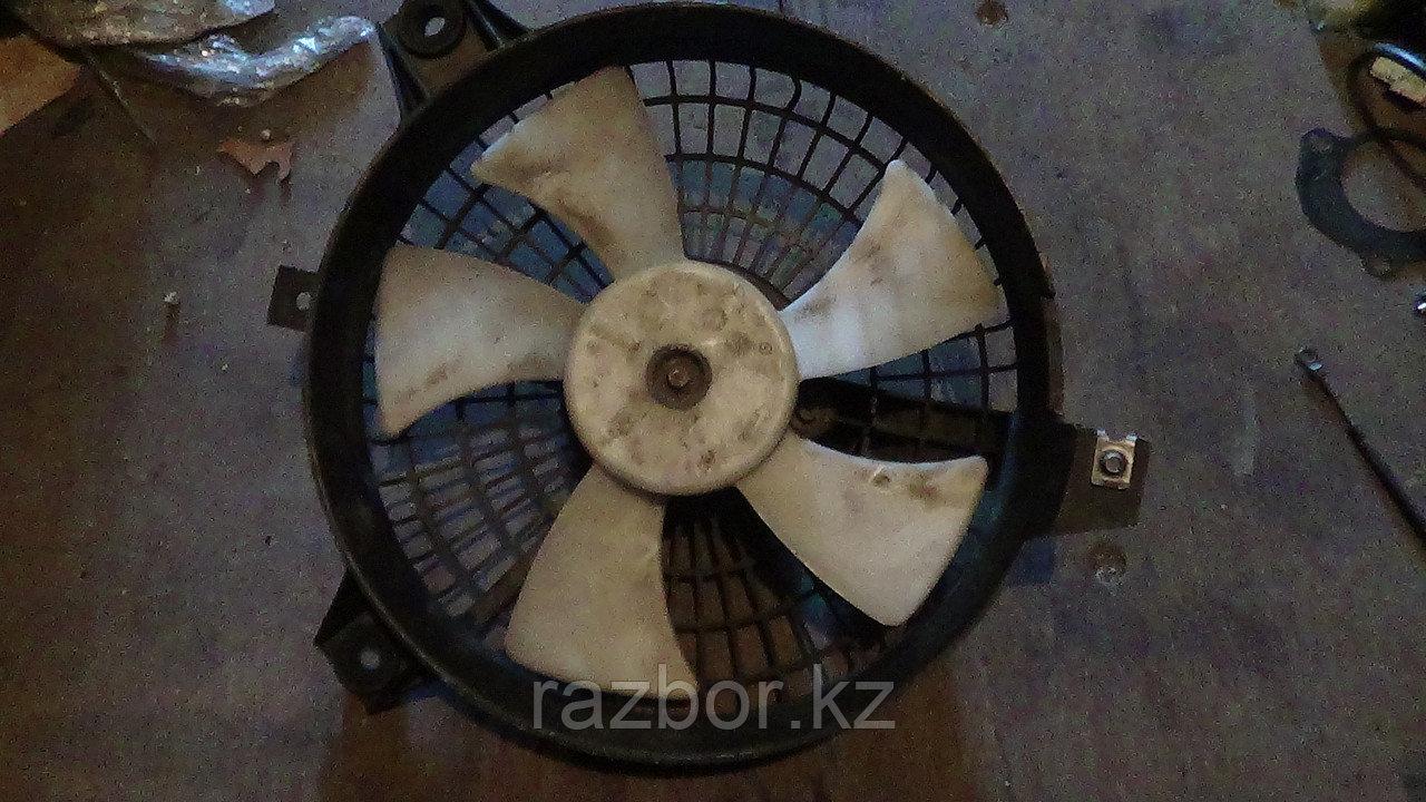 Вентилятор радиатора Mazda Bongo