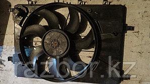 Вентилятор радиатора Chevrolet Cruze