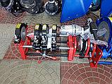Утюг для пластиковых труб 63-160мм, (механический), фото 2