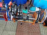 Утюг для пластиковых труб 90-250мм,(механический), фото 2
