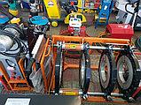 Утюг для пластиковых труб 90-315мм, (гидравлический), фото 4