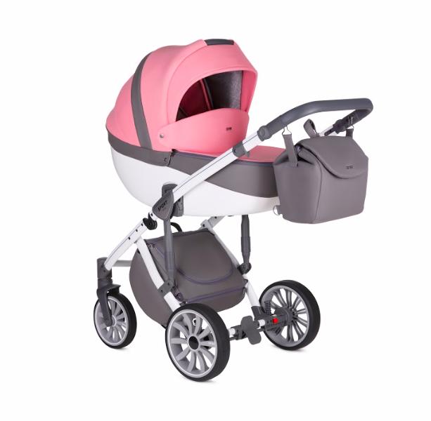 Детская коляска 3 в 1 Anex Sport 2018 Q1(SP20) Sorbet