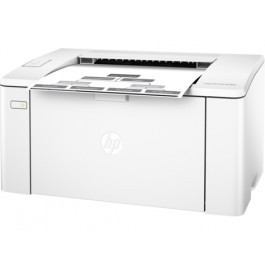 Лазерный принтер для черно - белой печати HP LaserJet  Pro M102w