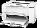 Лазерный принтер для черно - белой печати HP LaserJet  Pro M102w, фото 2