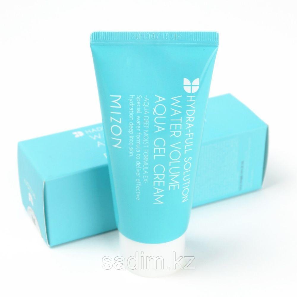 Mizon Water Volume aqua gel cream - Мультиувлажняющий крем-гель для лица