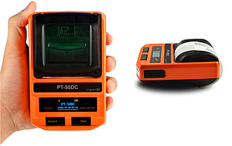 Мобильный термопринтер этикеток/бирок/наклеек (поддержка USB.Bluetooth, iOS,Android)