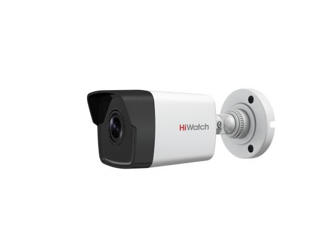 Уличная видеокамера DS-I100 HiWatch
