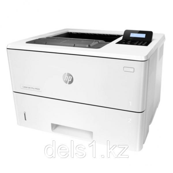Лазерный принтер для черно - белой печати HP LaserJet  Pro M501dn
