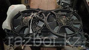 Вентилятор радиатора Subaru Forester (SG5)