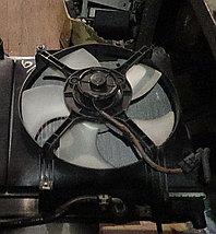 Вентилятор радиатора правый Subaru Outback