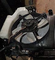 Вентилятор радиатора левый  Subaru Outback