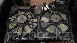 Вентилятор радиатора Toyota Harrier