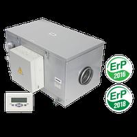 Электрическая приточная установка ВПА 150-3,4-1 LCD с автоматикой