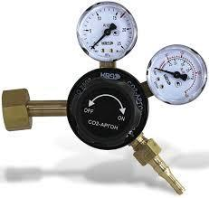 Регулятор расхода газа KRASS У-30/АР-40