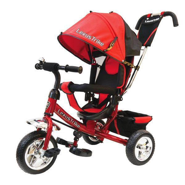 """Велосипед трехколесный """"Lexus Trike"""", красный"""