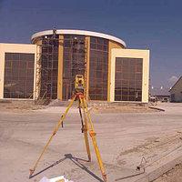 Топографическая геодезическая съемка фасадов