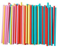 """Трубочки для коктейля 100 штук """"Artistic Straw"""""""