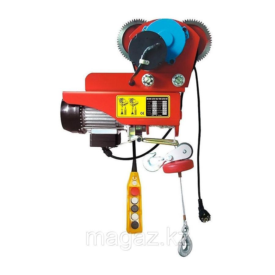 Мини электрическая таль c электрической тележкой HDGD 250C