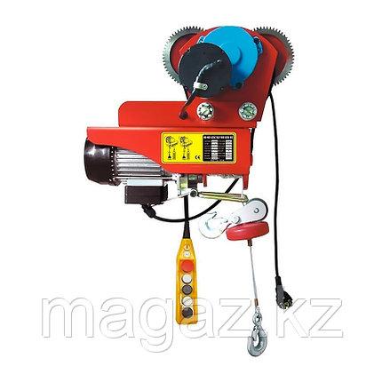 Мини электрическая таль c электрической тележкой HDGD 500C, фото 2
