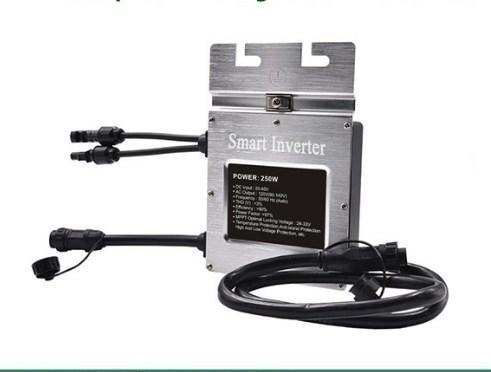 Microinverter 200 Вт 230 Вт 250 Вт 260 Вт 300 Вт , фото 2