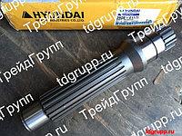 39Q8-41171 Вал гидромотора (Shaft) Hyundai R520LC-9S