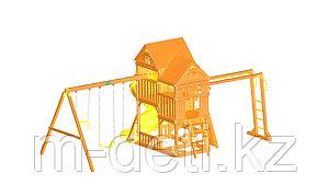 Детская площадка ФУНТИК с трубой и рукоходом